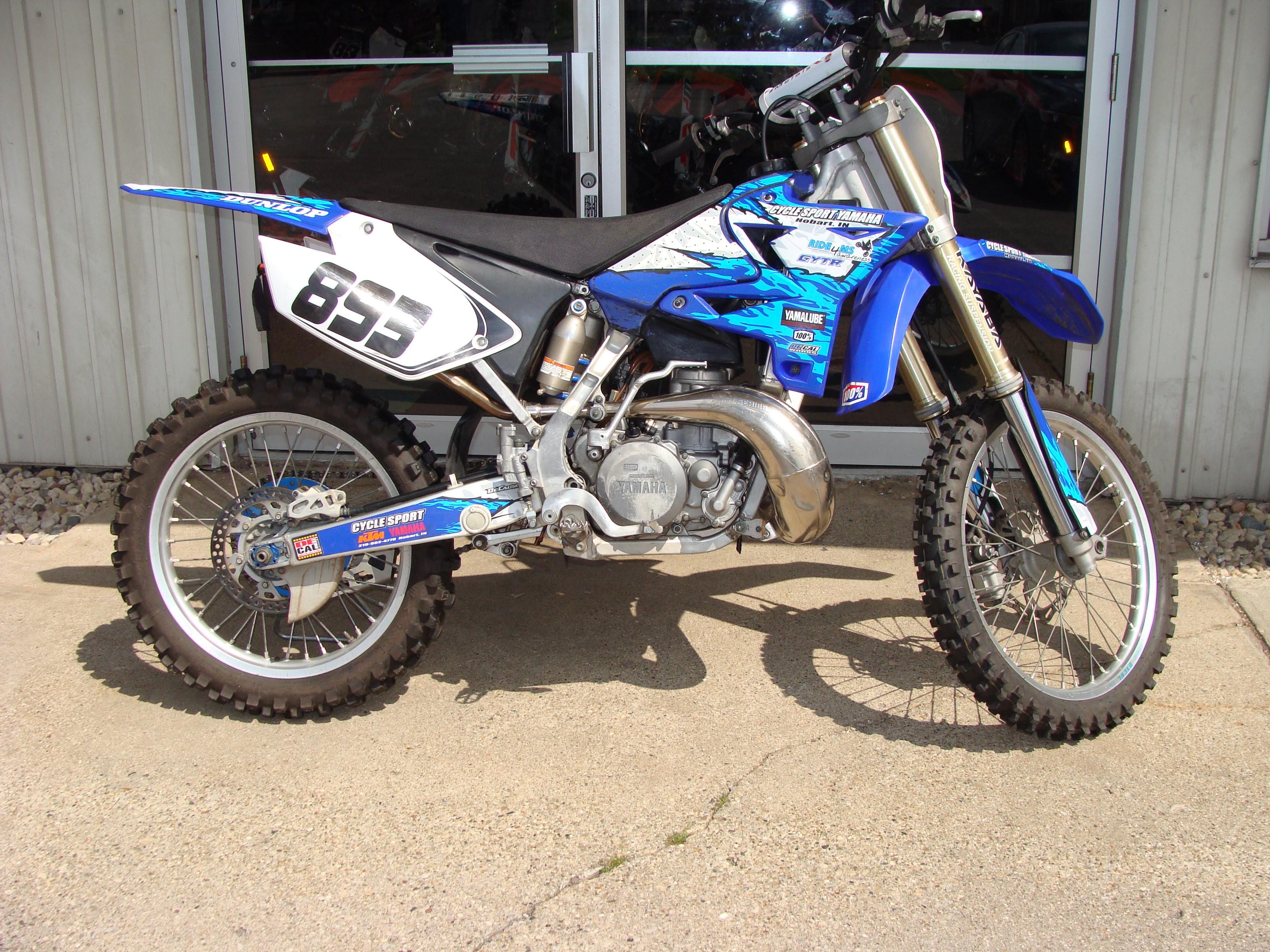 Used Inventory For Sale | Cycle Sport Yamaha KTM in Hobart
