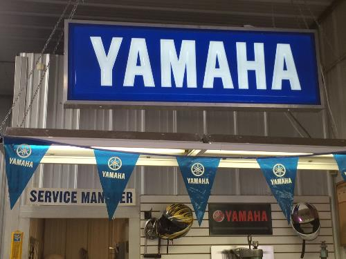 Service Department Cycle Sport Yamaha