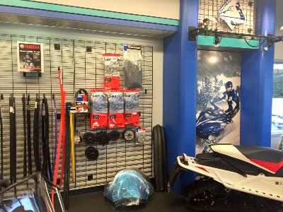Snowmobile Parts at Cycle Sport Yamaha